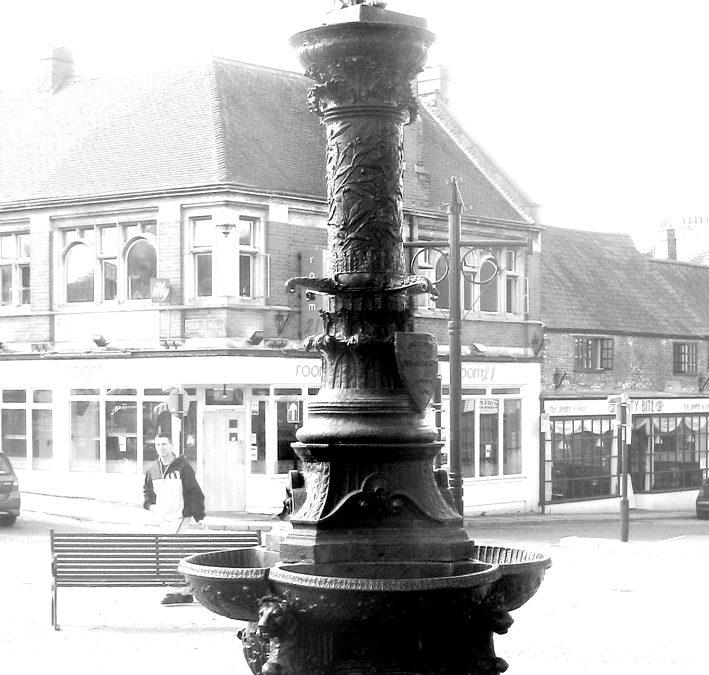 Mr Bryan's Drinking Fountain